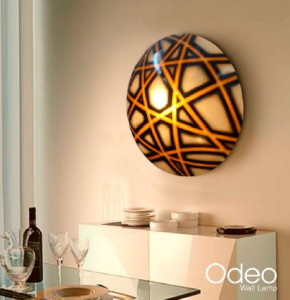 Odeo Wall Lamp