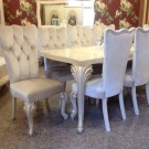 Luxury Dining Set Xavi