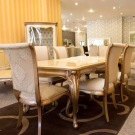 Dining Room Set Silver