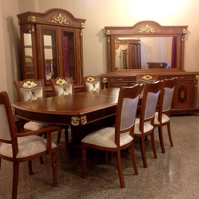 Dining Room Set Teak