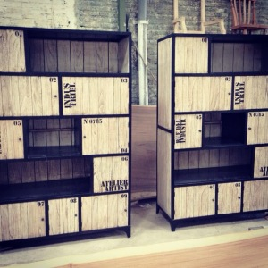 Atelier Industrial Furniture IF-001